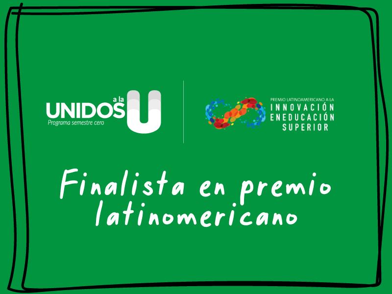 Semestre Cero es finalista en premio latinomericano